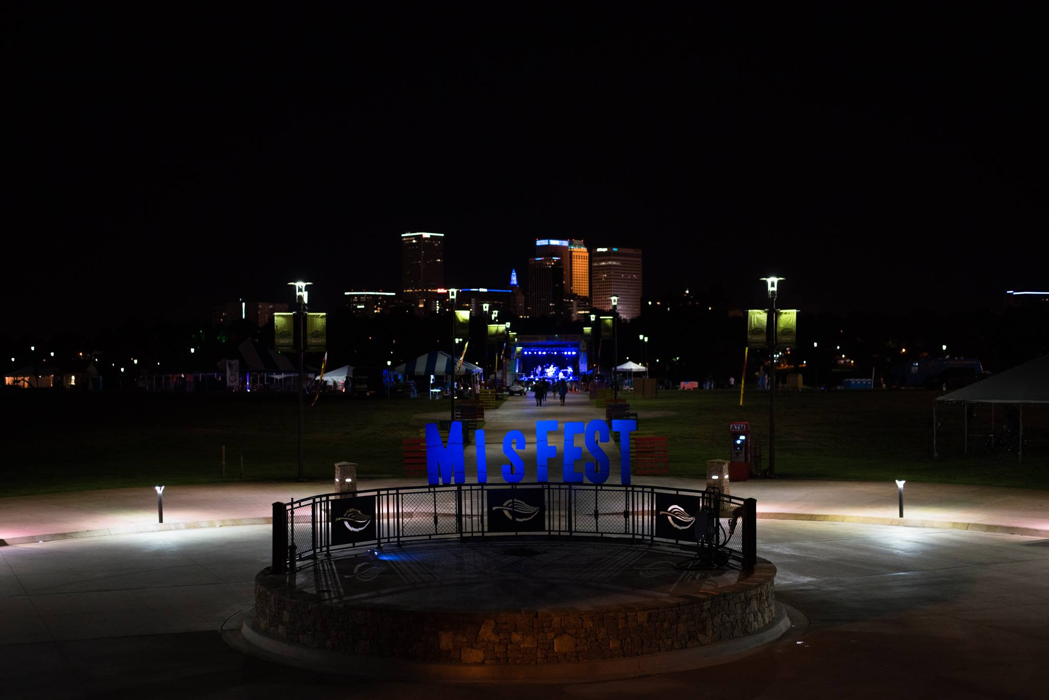 MisFEST 2018 at Night